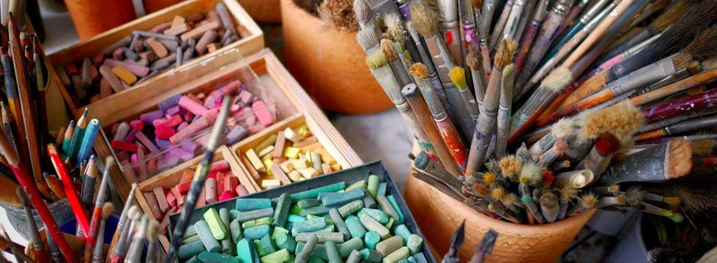 arts plastiques activités prestations